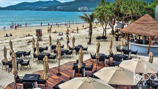 Club Unique Phuket Thailand PATONG BEACH CLUB KUDO BEACH CLUB 1