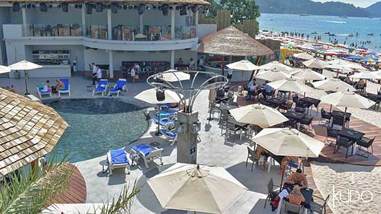 Club Unique Phuket Thailand PATONG BEACH CLUB KUDO BEACH CLUB 2