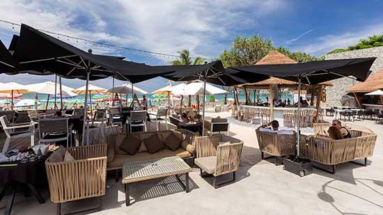 Club Unique Phuket Thailand PATONG BEACH CLUB KUDO BEACH CLUB 3
