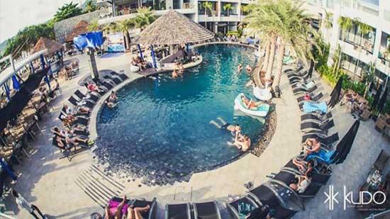 Club Unique Phuket Thailand PATONG BEACH CLUB KUDO BEACH CLUB 5