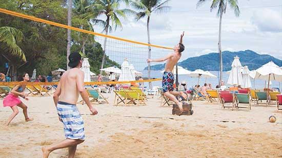 Club Unique Phuket Thailand PATONG BEACH CLUB PARADISE BEACH 16