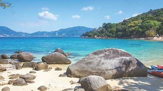 Club Unique Phuket Thailand PATONG BEACH CLUB PARADISE BEACH 19