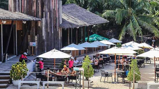 Club Unique Phuket Thailand PATONG BEACH CLUB PARADISE BEACH 22