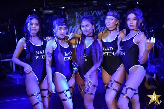 Club Unique Phuket Thailand Hollywood Club Phuket 7