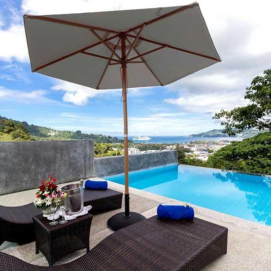 Club Unique Phuket Thailand Member Resort