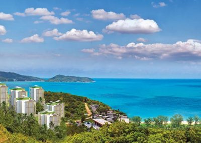 Club Unique Phuket Thailand Naka Sea View Condominium9