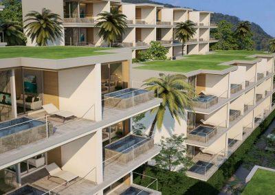 Club Unique Phuket Thailand Patong Bay Sea View Residence 1024 2