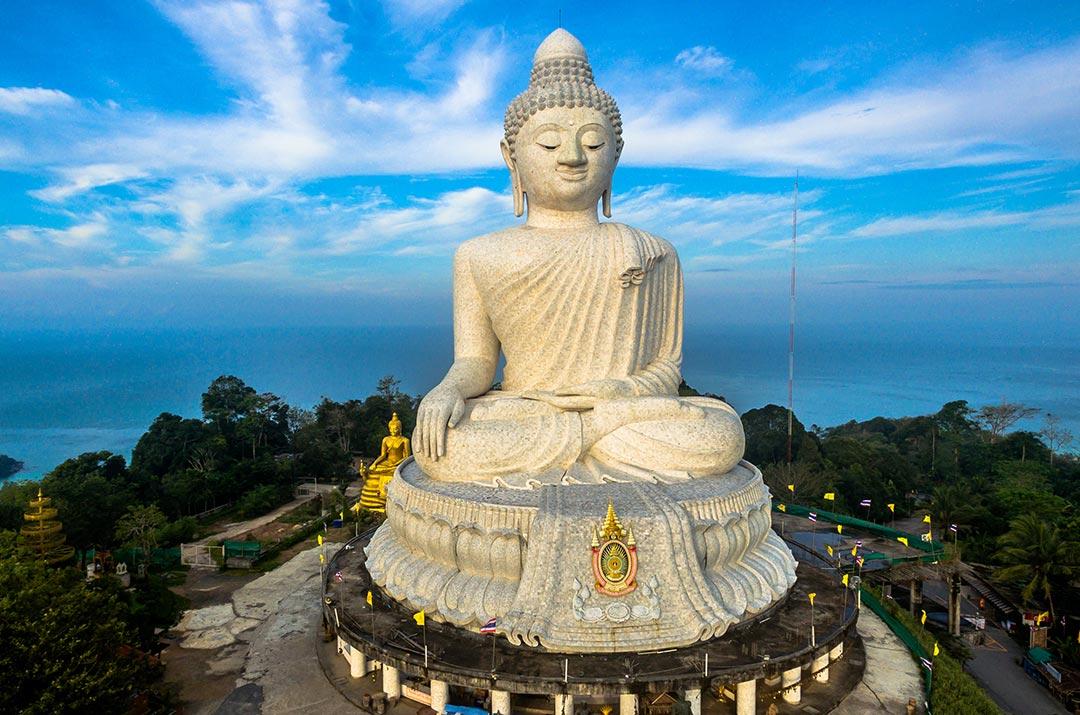 Club Unique Phuket Thailand Big Budha Statue