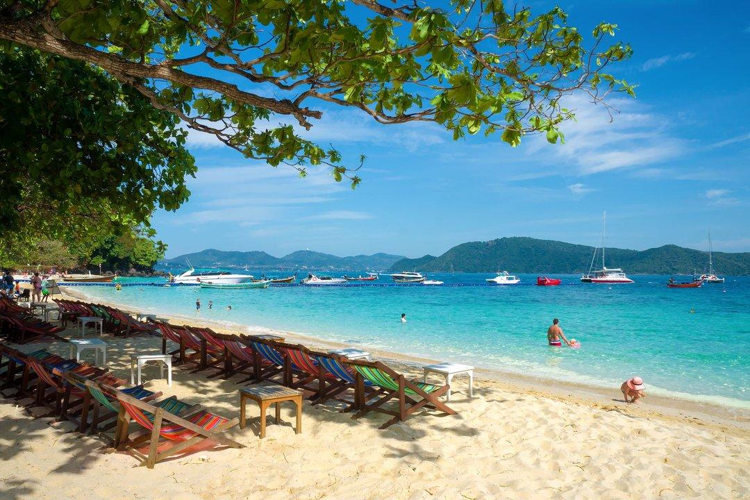 Coral Island Beach