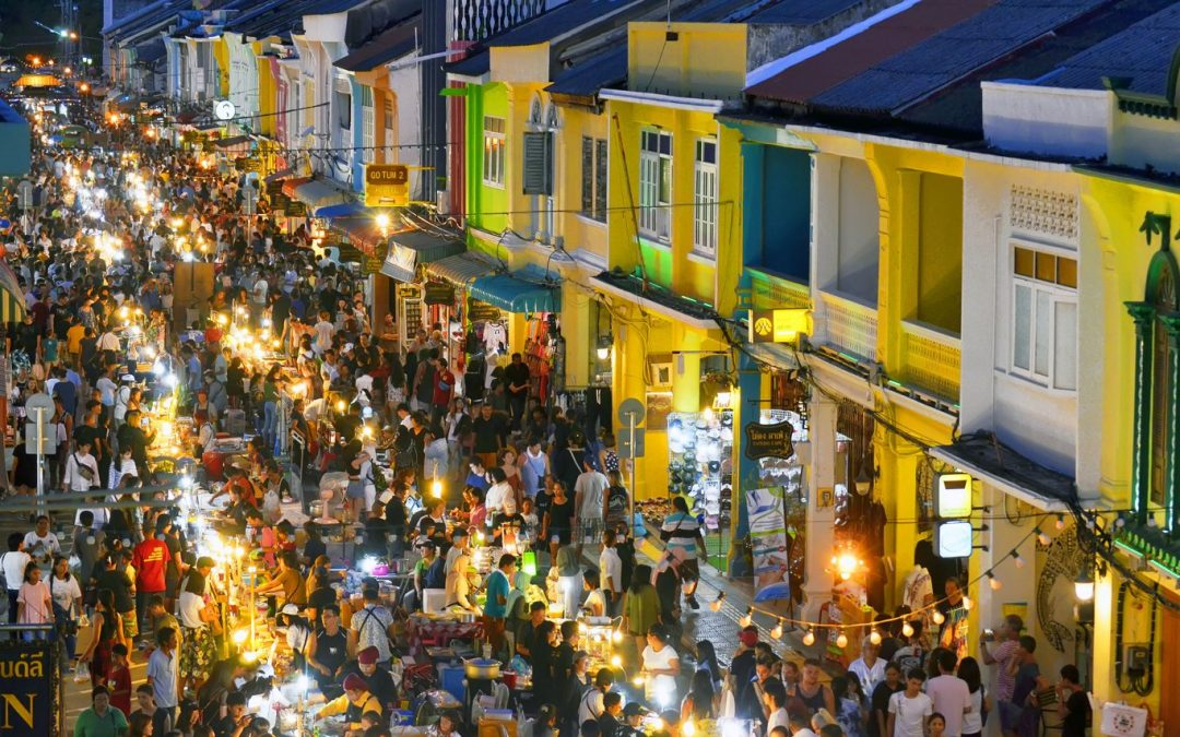 The Best Markets Not to Be Missed in Phuket