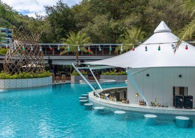 Patong Bay Hill Pool 10